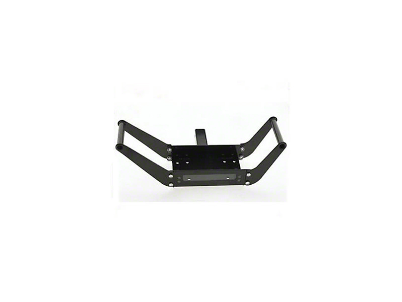 Smittybilt 2 in. Receiver Hitch Winch Cradle (99-19 Silverado 1500)