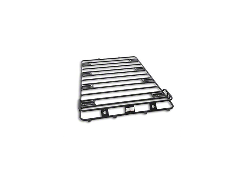 Smittybilt Defender Roof Rack - 4.5 ft. x 5 ft. (07-19 Silverado 1500)