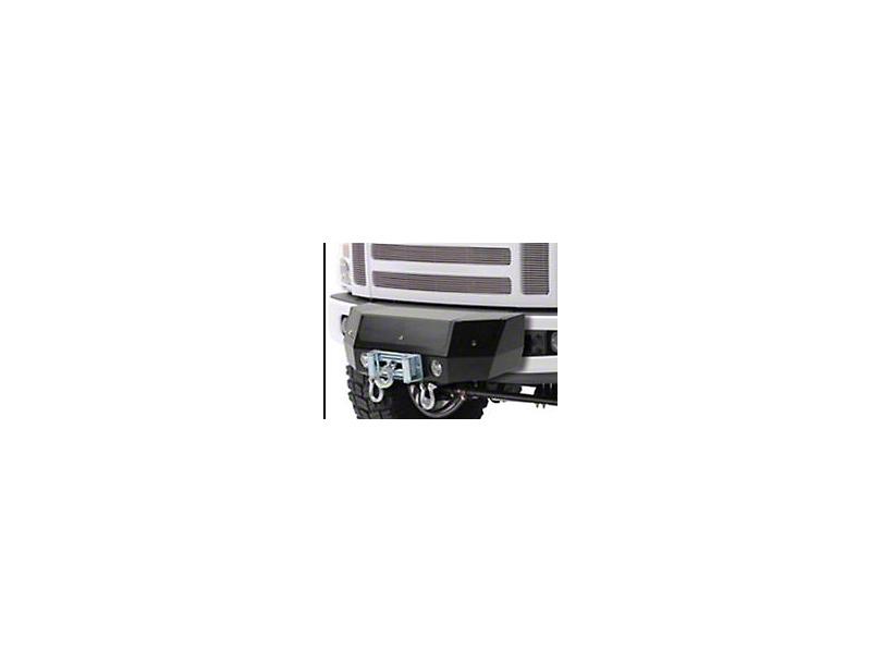 Smittybilt XRC Black Box for 2 in. Receiver Hitch (99-19 Silverado 1500)