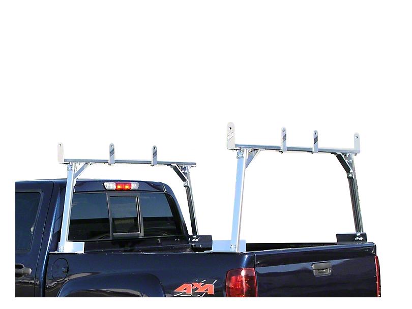 Hauler Racks Aluminum Econo Truck Rack - 800 lb. Capacity (07-19 Silverado 1500)