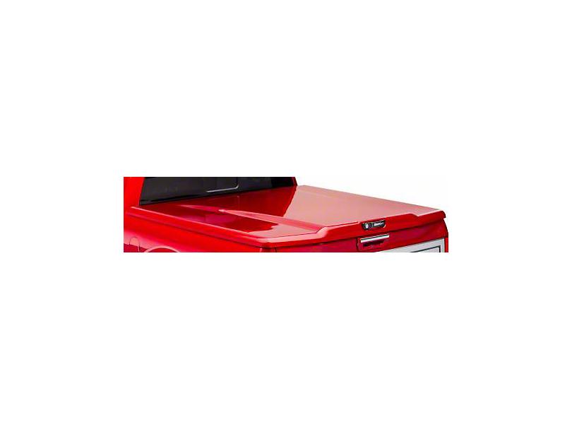 UnderCover Elite LX Hinged Tonneau Cover - Pre-Painted (14-18 Silverado 1500 w/ Short & Standard Box)