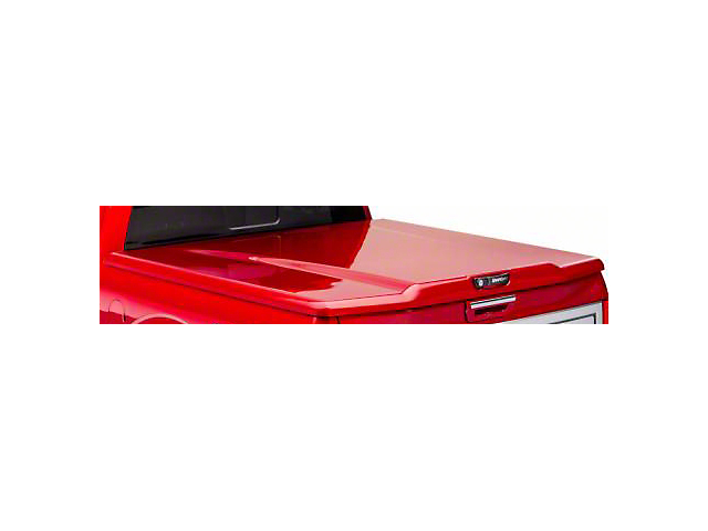 UnderCover Elite LX Hinged Tonneau Cover; Pre-Painted (14-18 Silverado 1500 w/ Short & Standard Box)