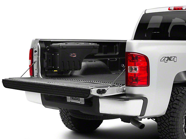 UnderCover Swing Case Storage System - Driver Side (07-18 Silverado 1500)