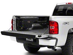 UnderCover Swing Case Storage System; Driver Side (07-18 Silverado 1500)