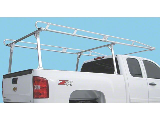 Hauler Racks Hauler II Heavy Duty Aluminum Truck Rack - 1,200 lb. Capacity (99-20 Silverado 1500 w/ Standard Box)