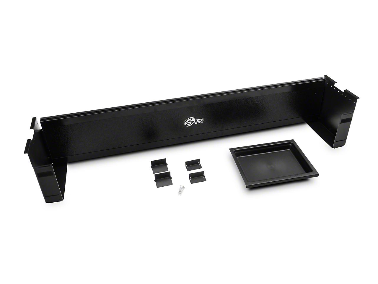 BAK Industries BAKBox2 Fold-Away Utility Toolbox (14-18 Silverado 1500)