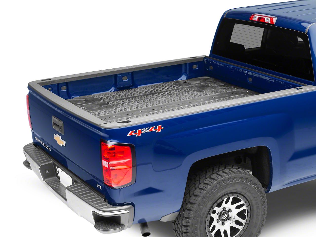 Decked Truck Bed Storage System (07-18 Silverado w/ Short & Standard Box)