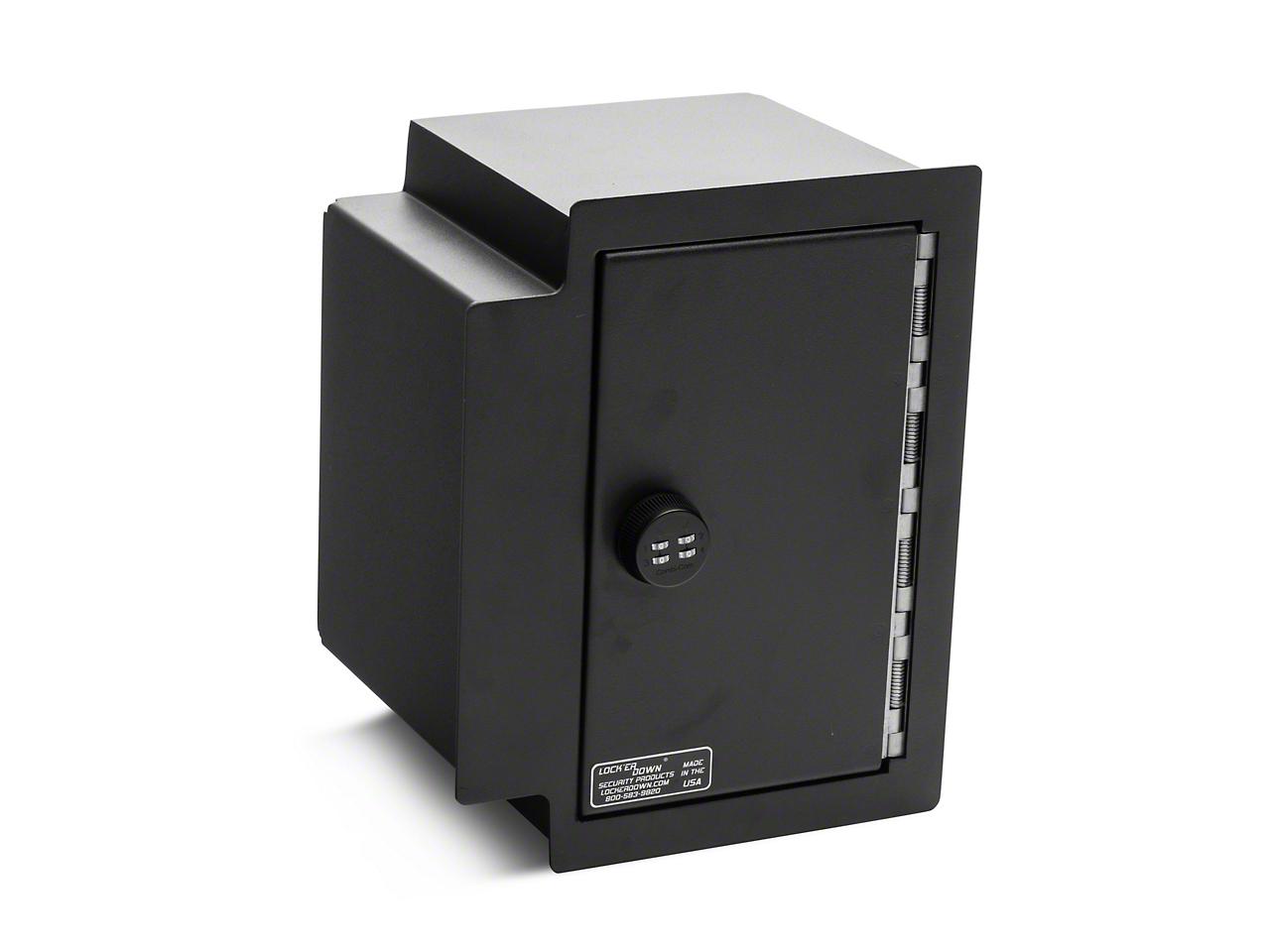 Lock'er Down Console Safe (14-18 Silverado 1500 w/ Bucket Seats)