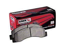 Hawk Performance SuperDuty Brake Pads - Front Pair (07-15 Silverado 1500)