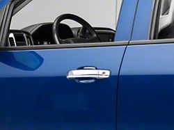 Chrome Door Handle Covers w/o Passenger Keyhole (14-18 Silverado 1500)
