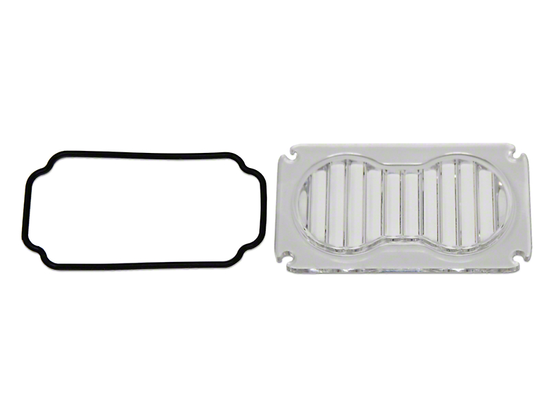 Baja Designs S2 Series Wide Cornering Lens Kit