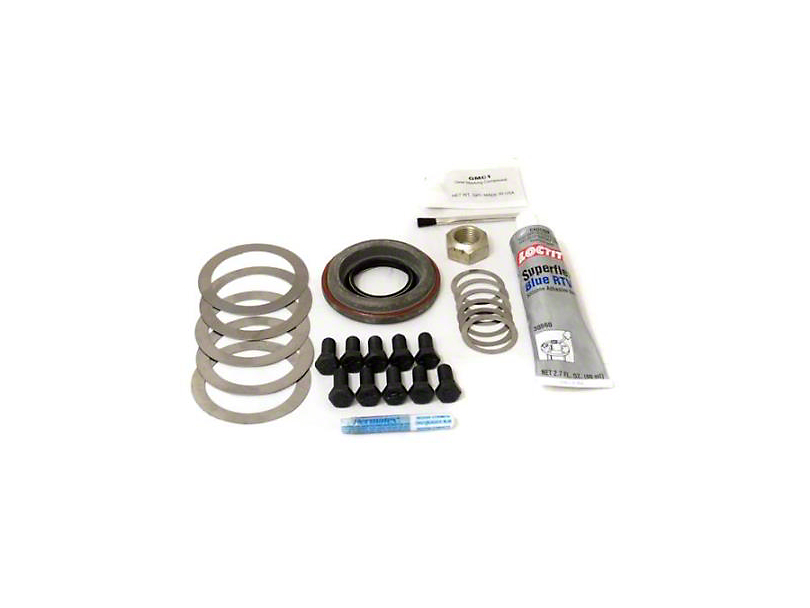 G2 Axle and Gear 8.25 in. IFS Bearing Install Kit (07-13 Silverado 1500)