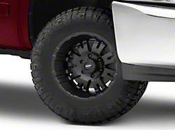 Pro Comp Wheels 01 Series Satin Black 6-Lug Wheel; 17x8; 0mm Offset (07-13 Silverado 1500)