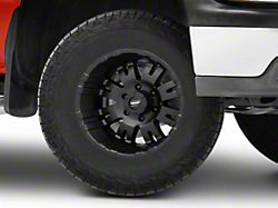Pro Comp Wheels 01 Series Satin Black 6-Lug Wheel; 17x8; 0mm Offset (99-06 Silverado 1500)