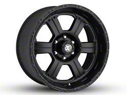 Pro Comp Wheels 89 Series Kore Matte Black 6-Lug Wheel; 17x9; -6mm Offset (19-22 Silverado 1500)
