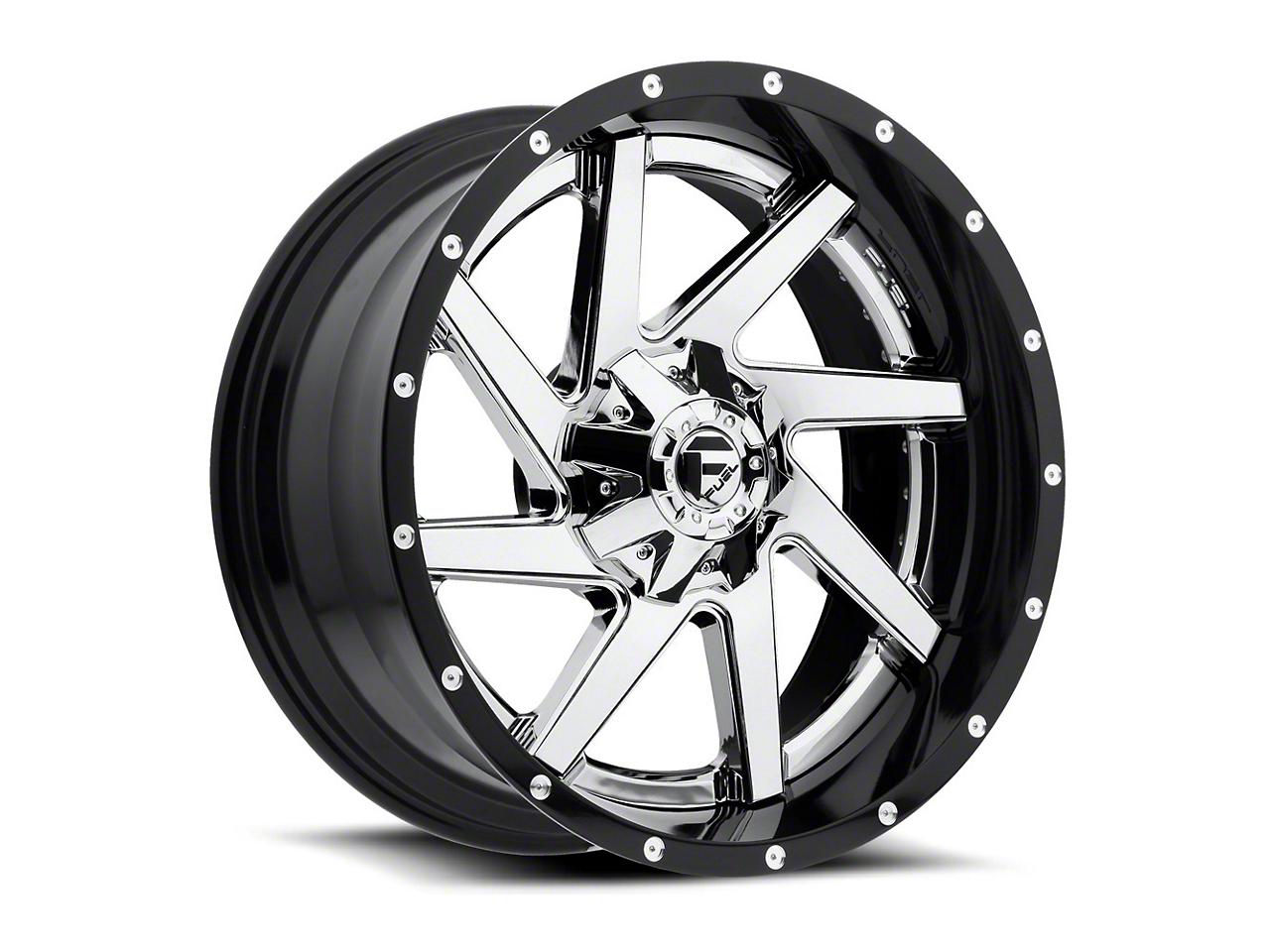 Fuel Wheels Renegade Chrome 6-Lug Wheel - 20x14 (07-18 Silverado 1500)