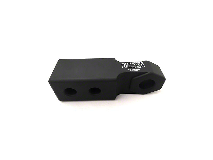 Monster Hook 2-Inch Receiver Hitch Pro; 10,000 lb. (Universal Fitment)