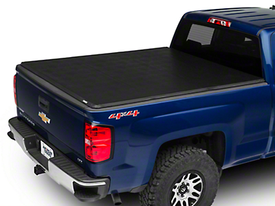 Barricade Hard Folding Bed Cover (14-18 Silverado 1500)