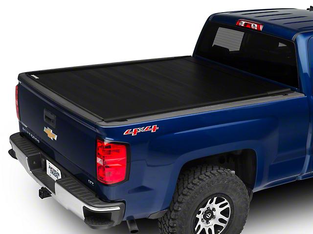 Barricade Retractable Bed Cover (14-18 Silverado 1500 w/ Short & Standard Box)