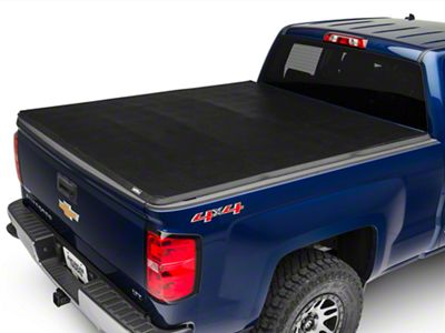 TruShield Soft Folding Bed Cover (14-18 Silverado 1500 w/ Short Box)