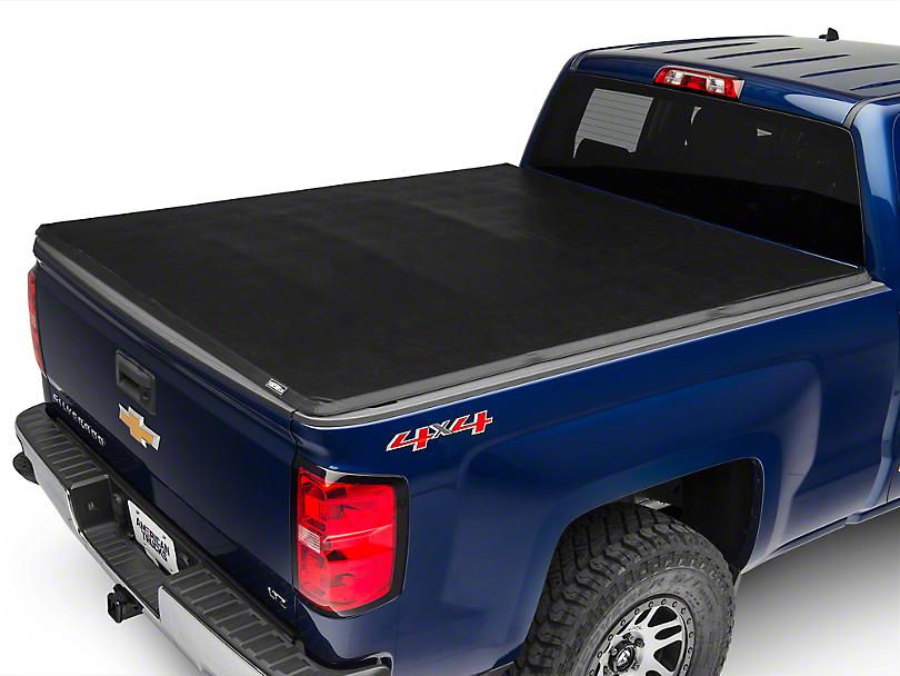 TruShield Soft Folding Bed Cover (14-18 Silverado 1500)