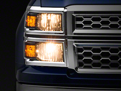 Smoked Euro Headlights (14-15 Silverado 1500)