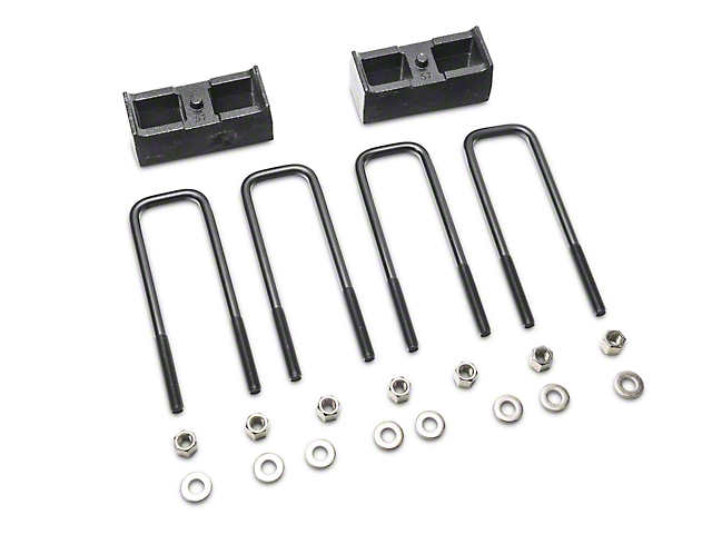 Mammoth 2-Inch Rear Block Lift Kit (07-18 Silverado 1500)