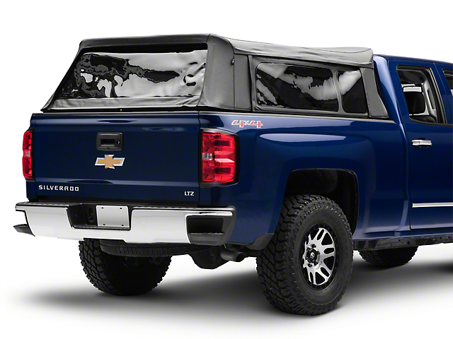 Bestop Supertop Soft Bed Topper (99-20 Silverado 1500)