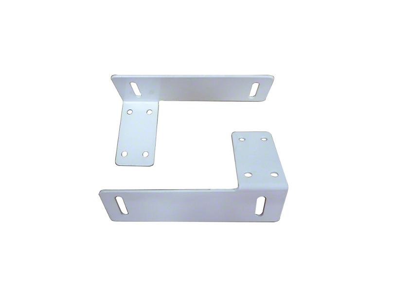 Westin Headache Rack Tool Box Bracket - White (99-19 Silverado 1500)