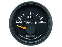 Auto Meter Factory Match Transmission Temp Gauge; Electrical (99-06 Silverado 1500)