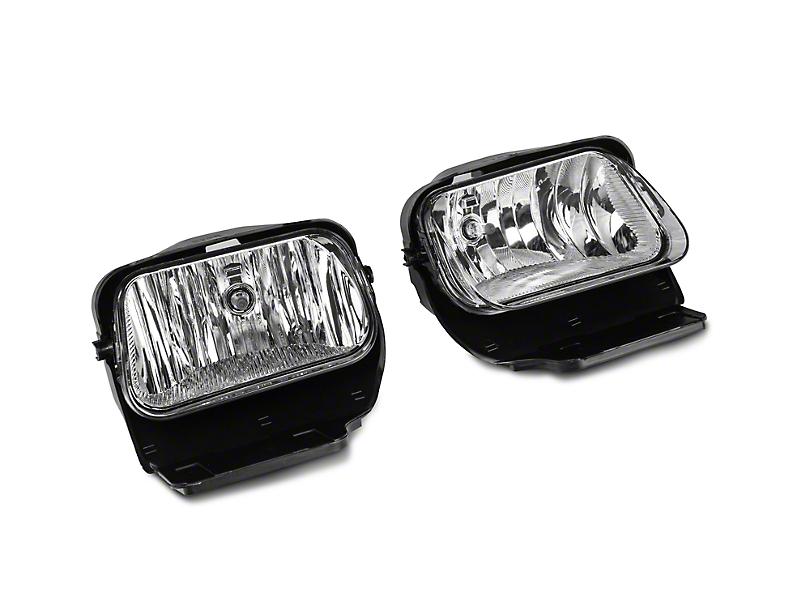 Axial Clear OE Style Fog Lights - Pair (03-06 Silverado 1500)