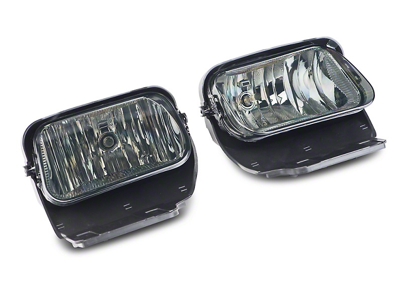Axial Smoked OE Style Fog Lights - Pair (03-06 Silverado 1500)
