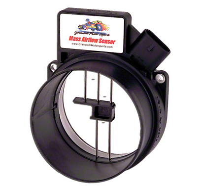 GMS Performance MAF Sensor - Calibrated + 10% Richer (99-06 4.8L, 5.3L Silverado 1500; 03-06 6.0L Silverado 1500 SS)