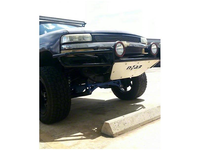 N-Fab R.S.P. Pre-Runner Front Bumper - Textured Black (99-02 Silverado 1500)