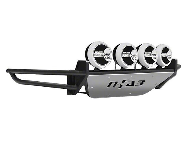 N-Fab R.S.P. Pre-Runner Front Bumper - Textured Black (03-06 Silverado 1500)