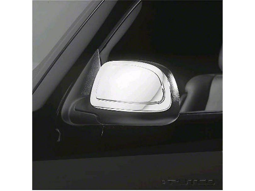 Putco Chrome Mirror Covers (99-06 Silverado 1500)