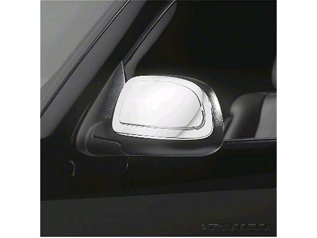 Chrome Mirror Covers (99-06 Silverado 1500)