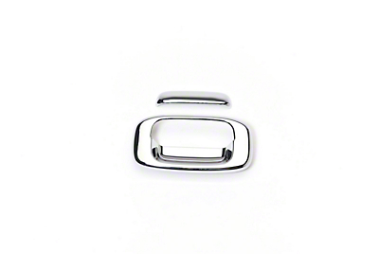 Putco Chrome Tailgate Handle w/o Keyhole (99-06 Silverado 1500)