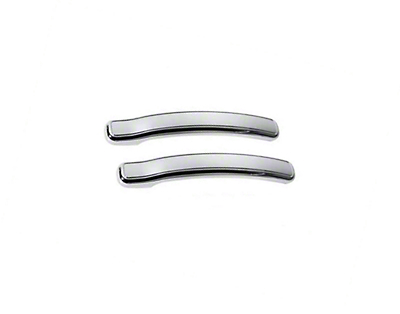 Putco Chrome Door Handle Covers - Center Section Only (99-06 Silverado 1500)