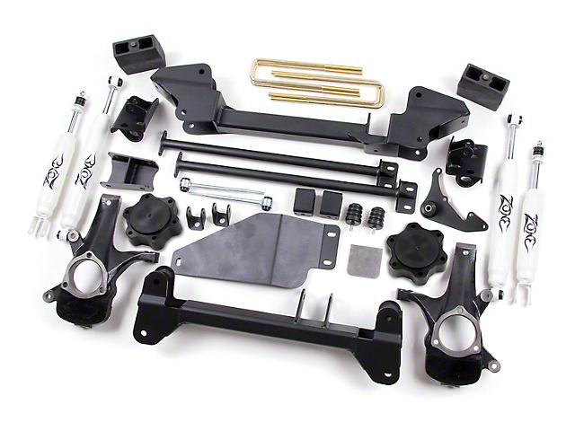 Zone Offroad 6.5 in. Suspension Lift Kit w/ Hydro Shocks (99-06 4WD Silverado 1500)