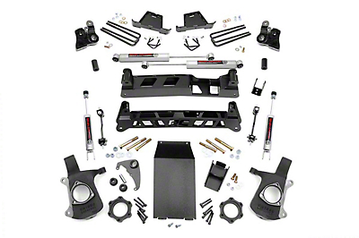 Rough Country 4 in. Suspension Lift Kit (99-06 4WD Silverado 1500)