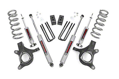 Rough Country 4.5 in. Suspension Lift Kit (99-06 2WD Silverado 1500)