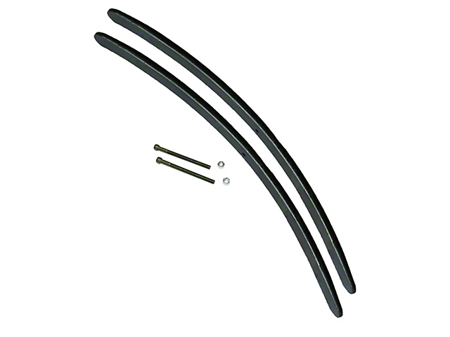 SuperLift Rear Add-A-Leaf (99-06 4WD Silverado 1500)