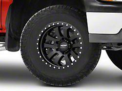 Pro Comp Wheels Prodigy Satin Black 6-Lug Wheel; 17x9; -6mm Offset (99-06 Silverado 1500)