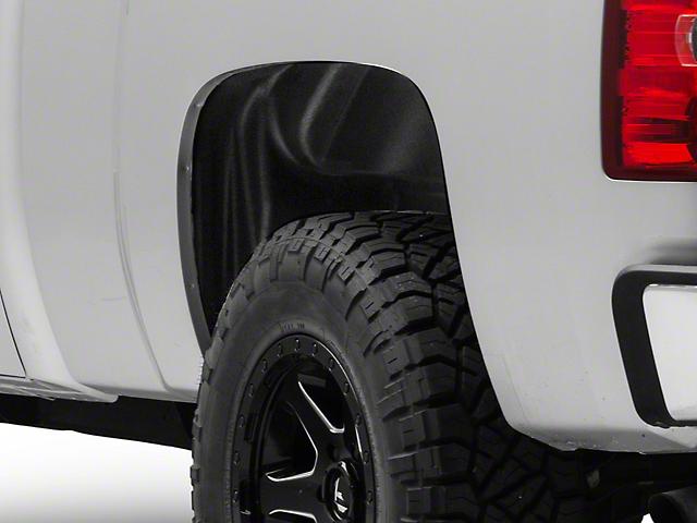 Rough Country Rear Wheel Well Liners (07-13 Silverado 1500)