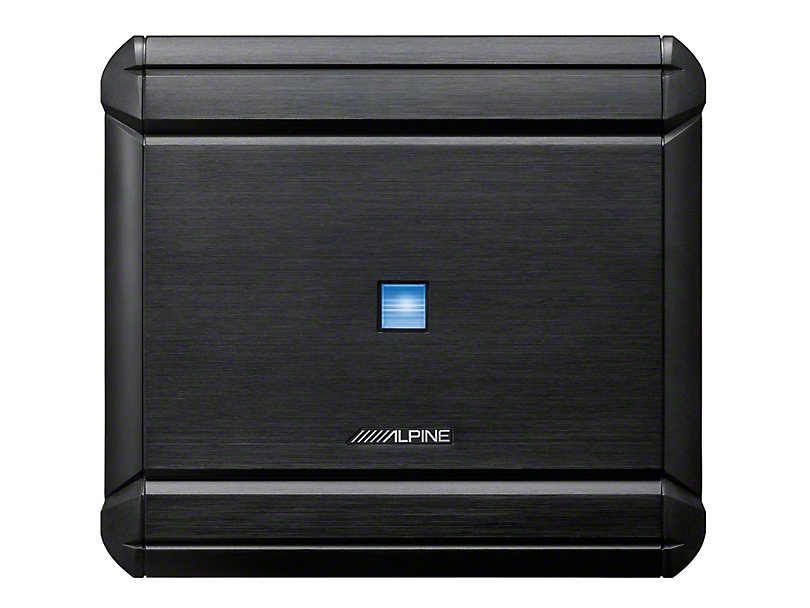 Alpine 5 Channel V-Power Digital Amplifier - 40w x 4 + 150w x 1 (99-19 Silverado 1500)