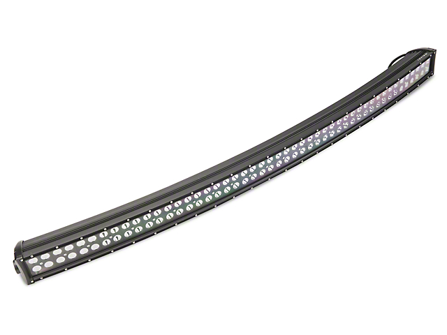 Raxiom 50 in. Dual Row LED Light Bar w/ Roof Mounting Brackets (99-06 Silverado 1500)