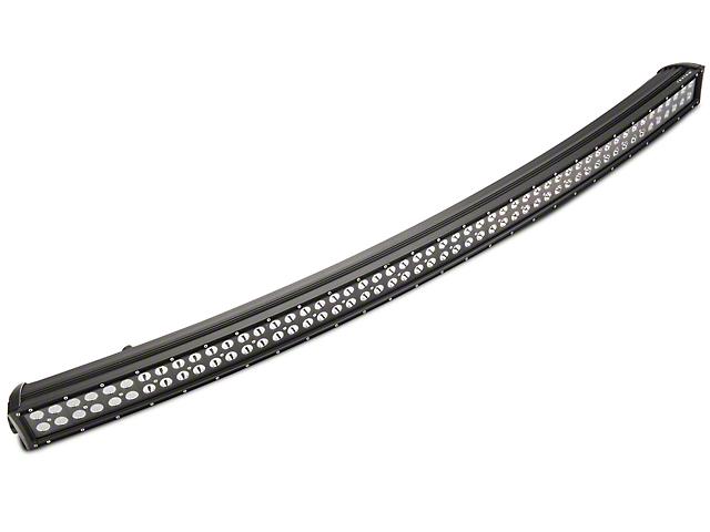 Raxiom 54 Inch Dual Row LED Light Bar w/ Roof Mounting Brackets (99-06 Silverado 1500)