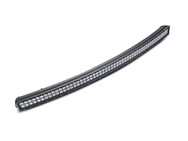 Raxiom 54-Inch Dual Row LED Light Bar with Roof Mounting Brackets (07-13 Silverado 1500)