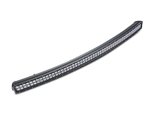 Raxiom 54 Inch Dual Row LED Light Bar w/ Roof Mounting Brackets (14-15 Silverado 1500)